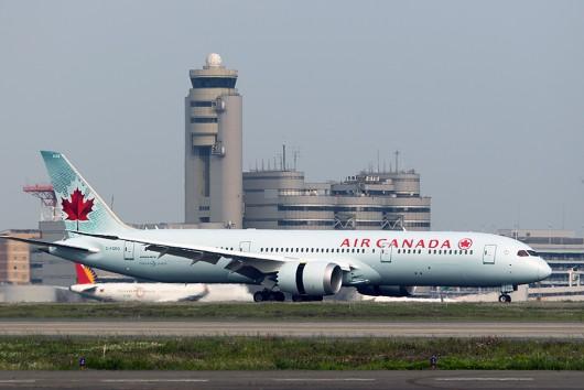 AC/ACA/エアカナダ AC5 B787-9 C-FGEO
