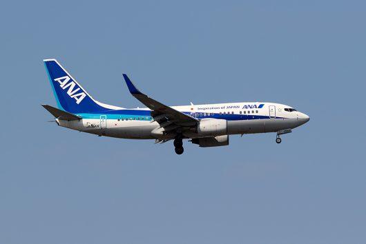 NH/ANA/全日空 NH338 B737-700 JA05AN