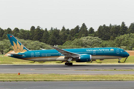 VN/HVN/ベトナム航空 VN311 B787-9 VN-A865