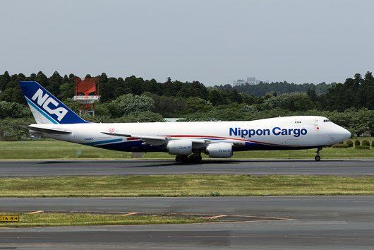 KZ/NCA/日本貨物航空 KZ225 B747-8F JA12KZ