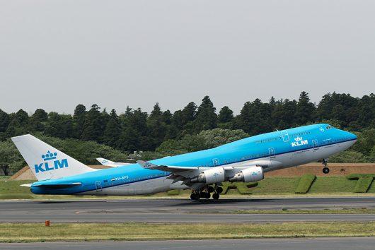 KL/KLM/KLMオランダ航空 KL861 B747-400M PH-BFS
