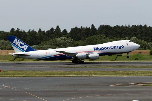 KZ/NCA/日本貨物航空  B747-8F JA14KZ
