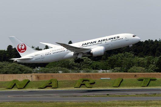 JL/JAL/日本航空 JL413 B787-8 JA837J