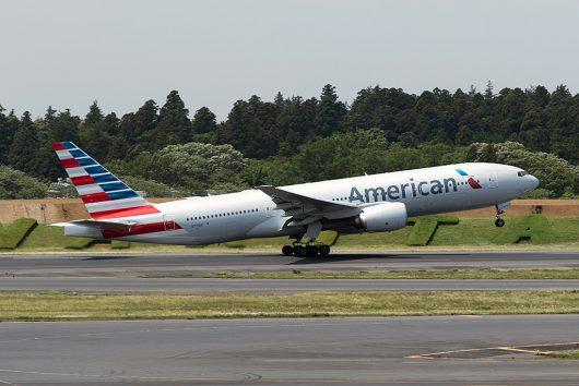 AA/AAL/アメリカン航空 AA176 B777-200ER N771AN