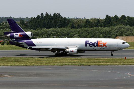 FX/FDX/フェデックス  MD11F N605FE