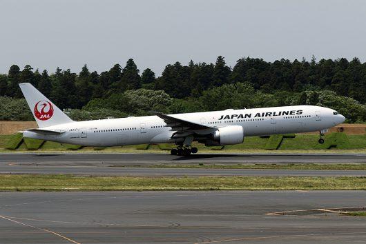 JL/JAL/日本航空 JL725 B777-300ER JA737J