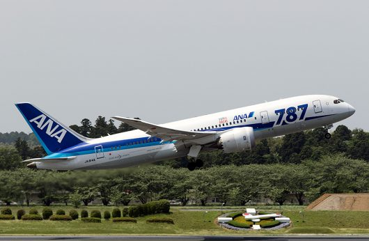 NH/ANA/全日空 NH209 B787-8 JA814A