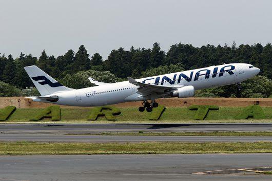 AY/FIN/フィンランド航空 AY74 A330-300 OH-LTM
