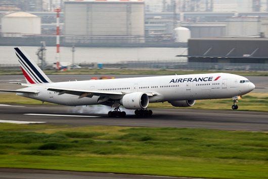 AF/AFR/エールフランス  B777-300ER F-GSQU