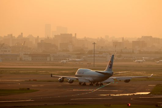 KE/KAL/大韓航空 KE3708 B747-400 HL7460