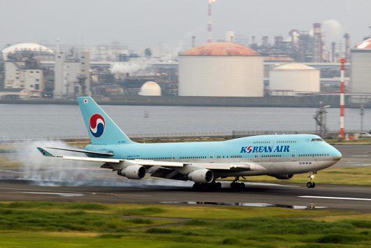 KE/KAL/大韓航空 KE2709 B747-400 HL7461