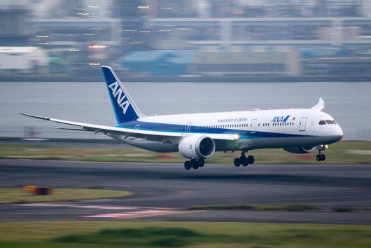NH/ANA/全日空  B787-9 JA839A