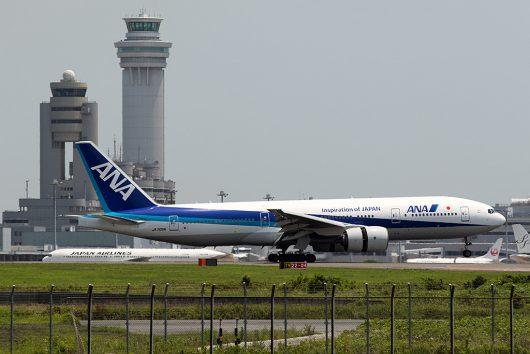 NH/ANA/全日空 NH994 B777-200 JA706A