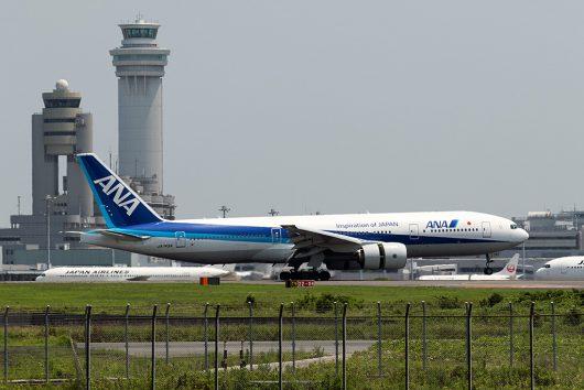 NH/ANA/全日空 NH664 B777-200ER JA743A