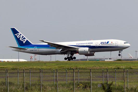 NH/ANA/全日空 NH250 B777-200 JA705A