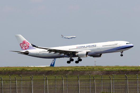 CI/CAL/チャイナエアライン CI220 A330-300 B-18353