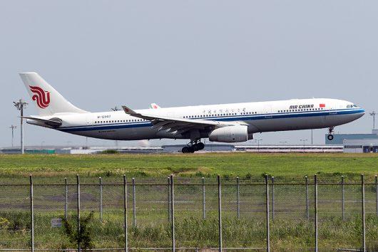 CA/CCA/中国国際航空 CA181 A330-300 B-5947