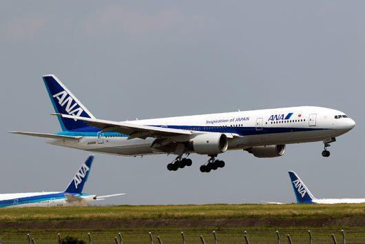 NH/ANA/全日空 NH B777-200 JA8968