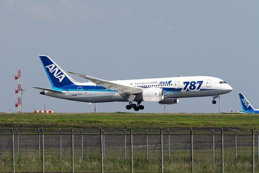 NH/ANA/全日空 NH590 B787-8 JA819A