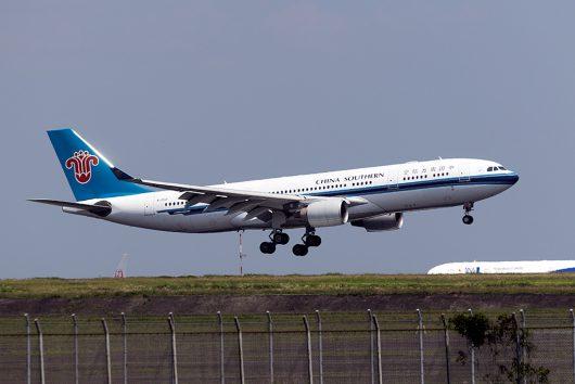 CZ/CSN/中国南方航空 CZ385 A330-200 B-6531