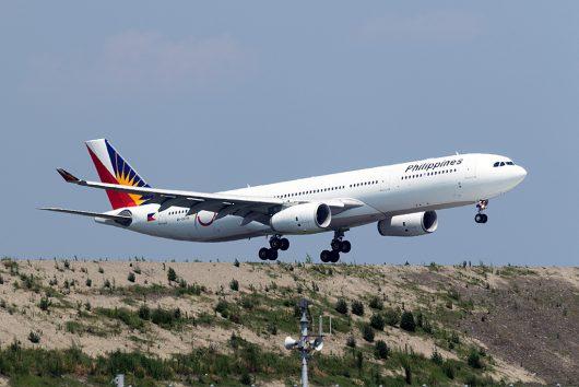 PR/PAL/フィリピン航空 PR422 A330-300 RP-C8766