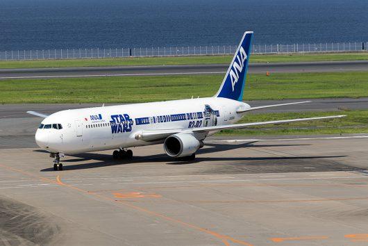 NH/ANA/全日空  B767-300ER JA604A