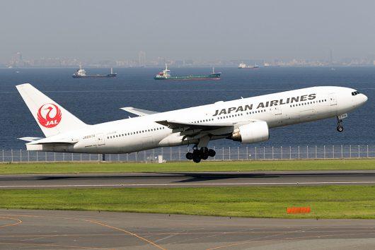 JL/JAL/日本航空 JL321 B777-200 JA8978
