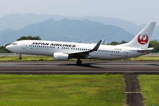 JL/JAL/日本航空 JL480 B737-800 JA332J