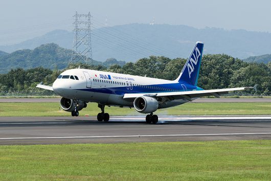 NH/ANA/全日空 NH997 A320 JA8400