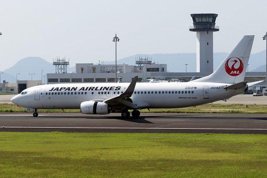 JL/JAL/日本航空 JL481 B737-800 JA314J