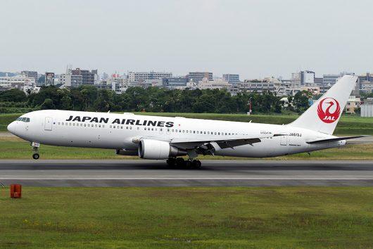 JL/JAL/日本航空  B767-300ER JA613J