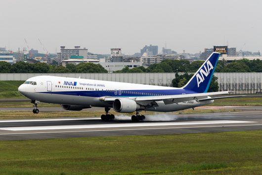 NH/ANA/全日空  B767-300 JA8569