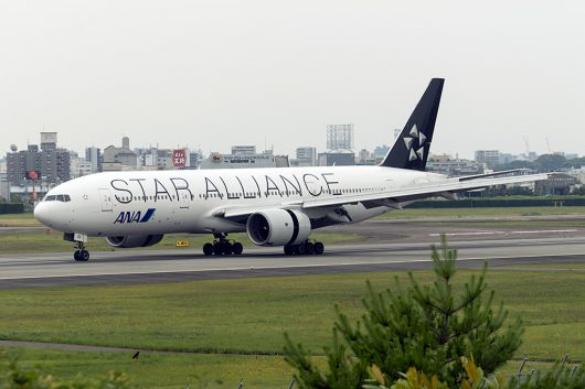 NH/ANA/全日空  B777-200 JA711A