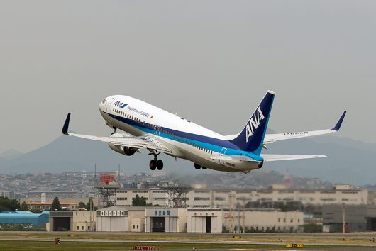 NH/ANA/全日空  B737-800 JA82AN