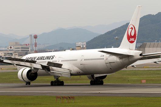 JL/JAL/日本航空  B777-200 JA8944