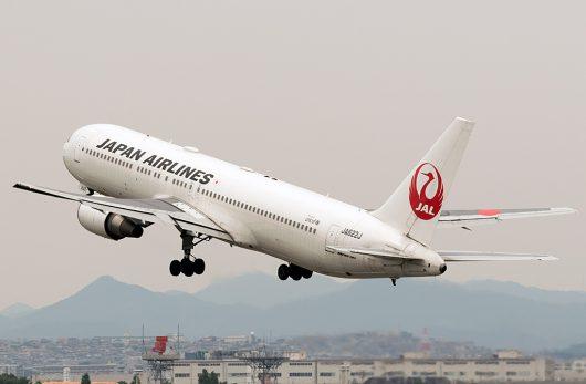 JL/JAL/日本航空  B767-300ER JA622J