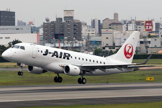 XM/JLJ/ジェイエア  ERJ-170 JA225J