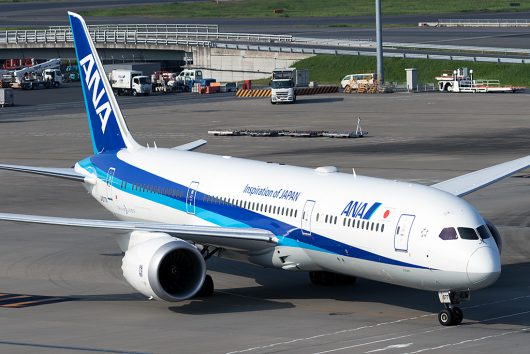 NH/ANA/全日空  B787-9 JA877A