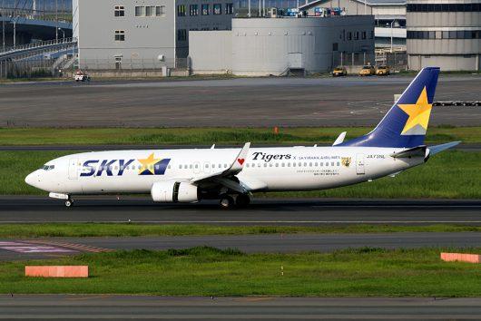 BC/SKY/スカイマーク  B737-800 JA73NL