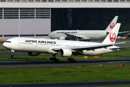 JL/JAL/日本航空  B777-300 JA8945