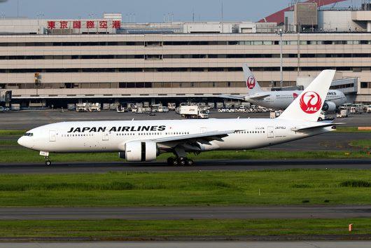 JL/JAL/日本航空  B777-200 JA710J