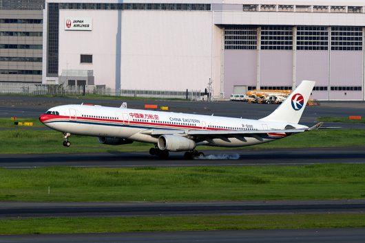 MU/CES/中国東方航空  A330-300 B-6100