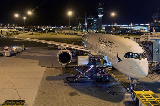 CX617 A350-900