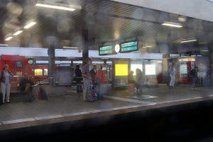 DBバーゼル駅