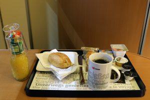 CNLの朝食