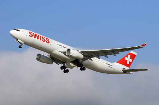 LX/SWR/スイス国際航空  A330-300 HB-JHH