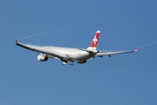 LX/SWR/スイス国際航空  A330-300 HB-JHF