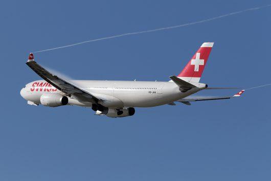LX/SWR/スイス国際航空  A330-300 HB-JHK