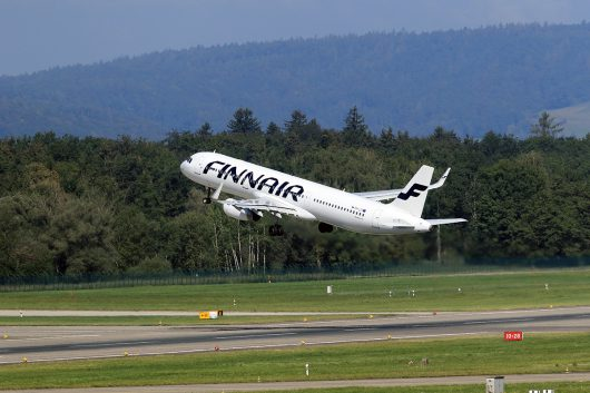 AY/FIN/フィンランド航空  A321 OH-LZI