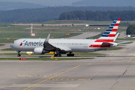 AA/AAL/アメリカン航空  B767-300ER N399AN